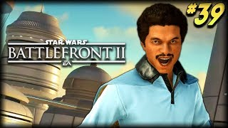 Star Wars Battlefront 2 - Funny Moments #39 (Lando Edition!)