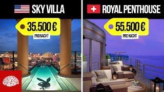 Die teuersten Hotel-Suiten weltweit