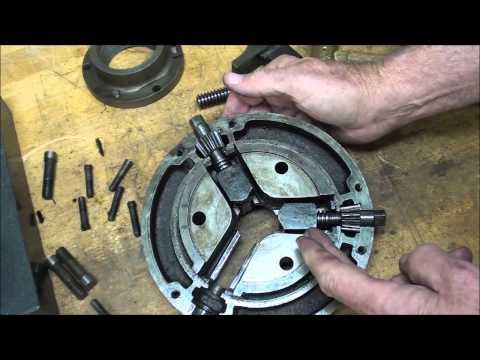 OLD TECHNOLOGY SERIES #1  Lathe Chuck tubalcain mrpete222