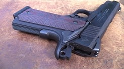 Colt 1911 Lightweight Commander