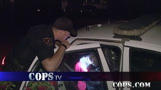 Bye, Felicia, Officer Derick Smith, COPS TV SHOW