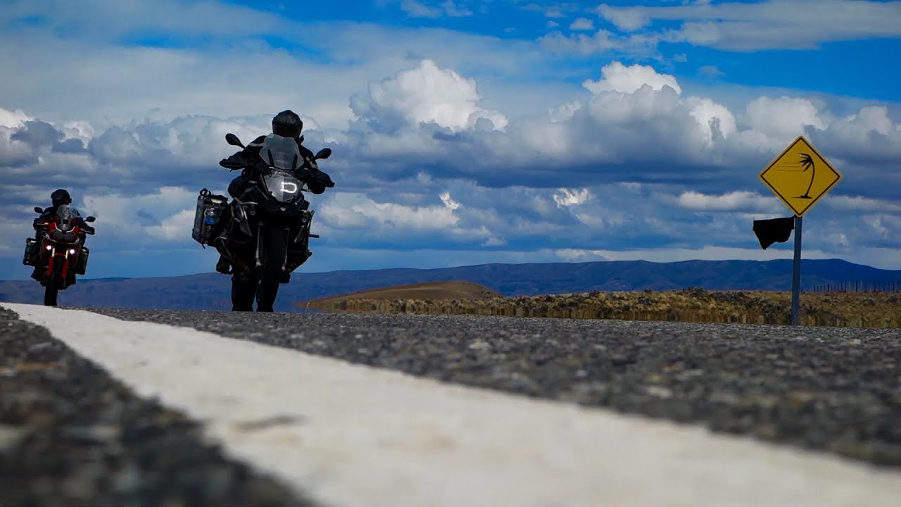 Motorcycle World Tour, Episode 30 - Argentina, Brazil and Home