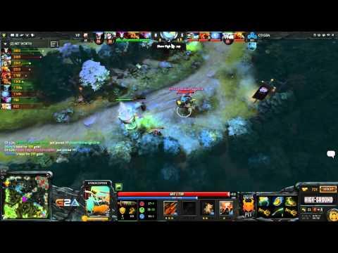 VP vs Cloud9 - Dota Pit 3 - G4