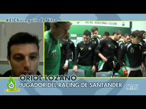 """El Chiringuito de Jugones - Oriol Lozano: """"Parece complicado que lleguemos a un acuerdo"""""""