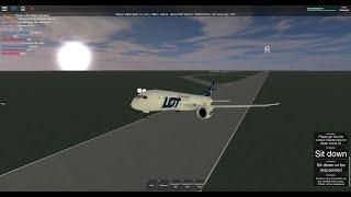 Roblox: LOT 787 flight fail (2 of 3)
