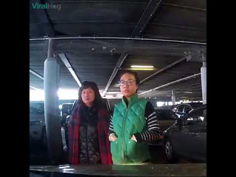Mall Parking Space Lot ARGUMENT