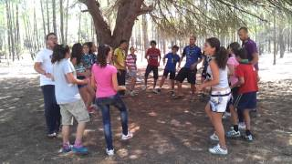 Danza Scout - Hola Soy Curro
