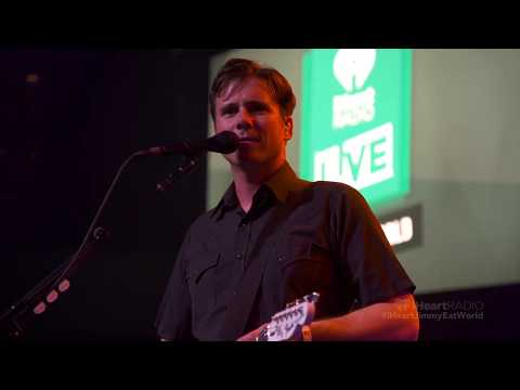 Jimmy Eat World- The Middle (Live at iheartradio 1/13/17)