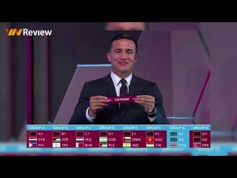 """✅VnReview – Nhận định bốc thăm vòng loại World Cup: Việt Nam vào bảng đấu """"AFF CUP mở rộng"""""""