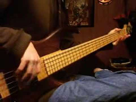 Metallica - Master of Puppets - On Bass