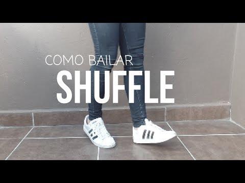 How to dance SHUFFLE!- Miranda Astrid