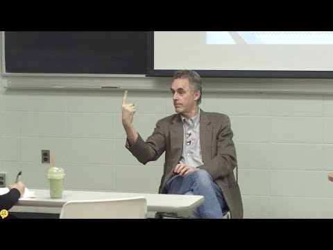 buty do separacji nieźle 50% ceny Jordan Peterson - Do You Want To Have A Life? Or Be ...