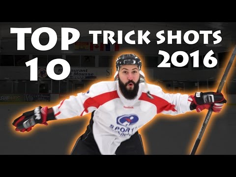Top 10 Trick Shots 2016 | SweetSpotSquad