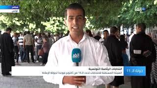 انتخابات تونس | كيف علق قيس سعيد على سجن منافسه نبيل القروي؟