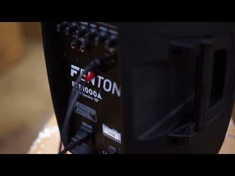 Fenton-Active Speaker 200W