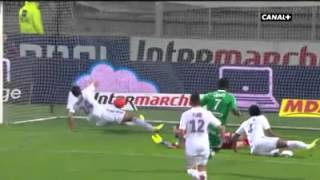 OL-ASSE 1-2 30/03/14 ( canal + )