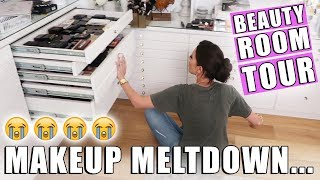 BEAUTY ROOM TOUR ... (REAL AF) by : Tati