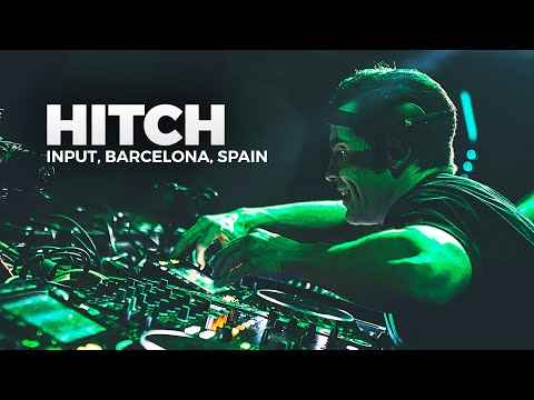 Hitch - Codex Showcase @ Input, Barcelona, Spain // Tech-House Mix 2020