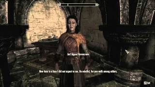 Elders Scroll V : Skyrim Thalmor Embassy The Diversions