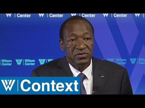 Burkina Faso: A Conversation With President Compaoré