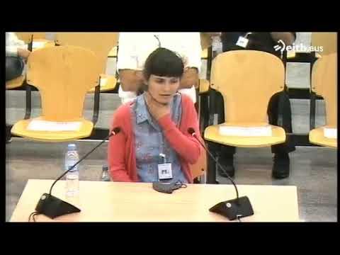 Estremecedor testimonio de las torturas sufridas por Naia Zuriarrain a manos de la Guardia Civil