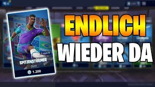 ENDLICH BACK THE Football Skin ⚽🤩 Fortnite Shop Today 16.2 | Item Shop 16 February 🛒