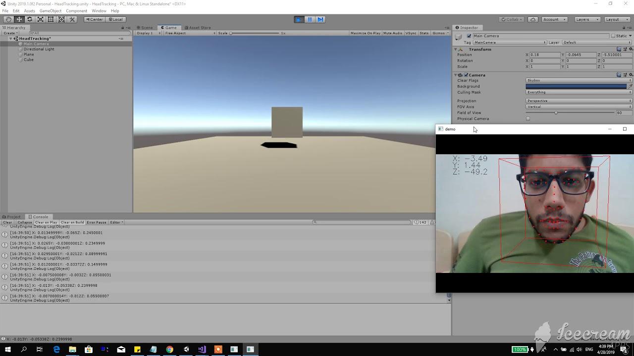 Virtual Reality using Unity3D – Syed Zain Mehdi