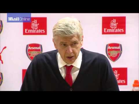 Wenger We could not play with best assets against Chelsea