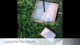 Build A Pergola- Part 2