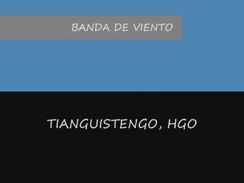 BANDA ALEGRE JUVENTUD, EL HIDALGUENSE