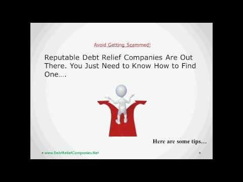 how-to-find-good-&-honest-debt-relief-companies?
