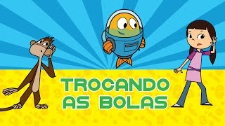 1 hora de Episódios Completos do Peixonauta - TROCANDO AS BOLAS