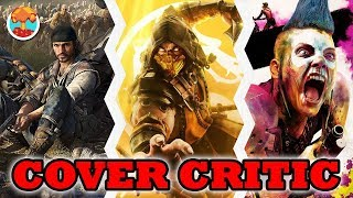 Cover Critic: Resident Evil 2, Anthem, Rage 2, Sekiro, Days Gone & More - Defunct Games