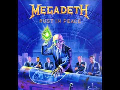 Megadeth   Tornado Of Souls HQ)