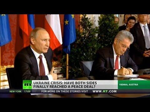 Putin signals willingness for dialogue over Ukraine