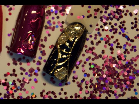 Urban Nails Valentine Design 2 Youtube