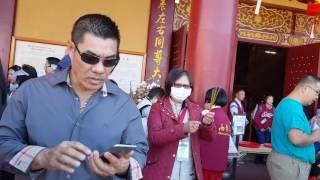 TheDinhFamily - Gia đình đi chùa Đài loan - Mùng hai tết 2017 Đinh Dậu P3