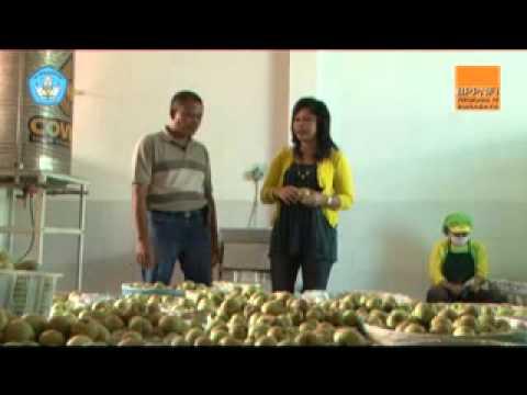 Video Bahan Ajar Keterampilan  Keripik Apel Kota Batu