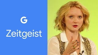 Beyond Ourselves - Becky Anderson, Lily Cole & Jimmy Wales - Zeitgeist 2012