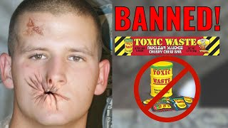 9 Banned Candies That Are Extremely Dangerous