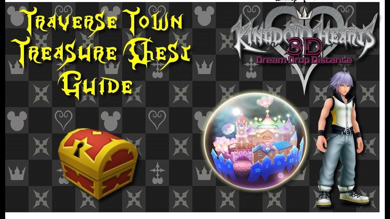 kingdom hearts dream drop distance material guide