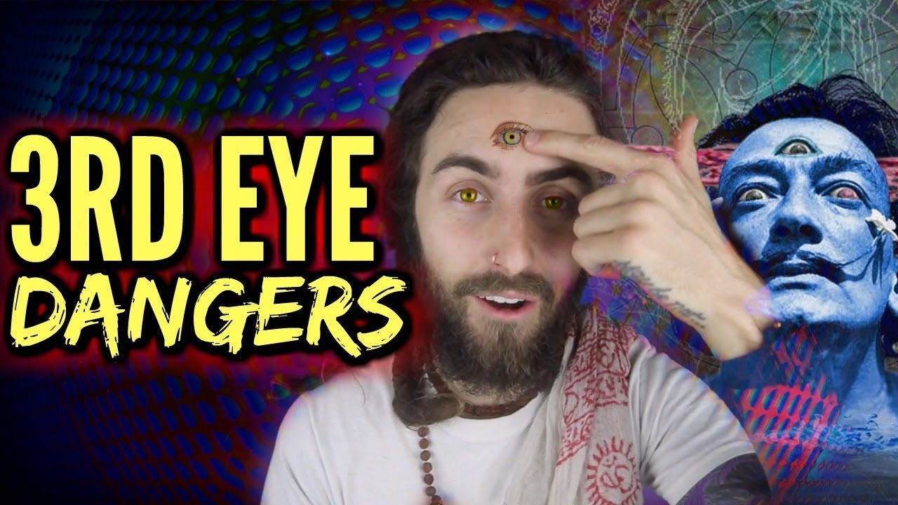Why You Shouldn't Open Your 3rd Eye... (The Danger of Awakening)
