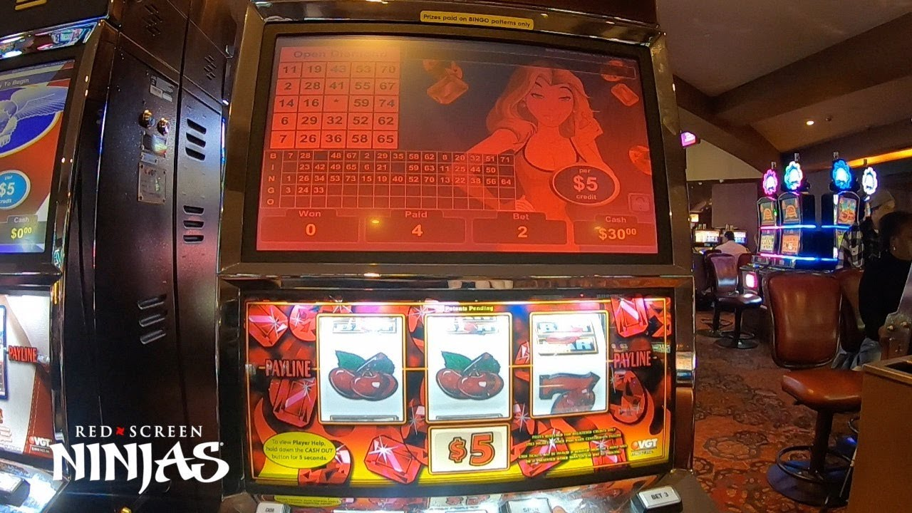 Hot Red Ruby Slot Machine - Detailed Review and How to Play