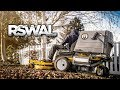 Final Leaf Clean Ups w/ the Walker Mowers & Stihl BR800C! | RSWAL Ep. 47