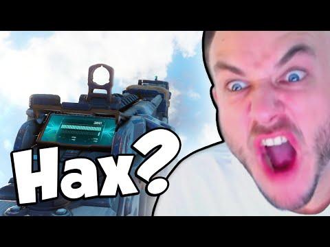 UNLIMITED AMMO GUN!? (Call Of Duty: Black Ops 3 R70 Ajax)