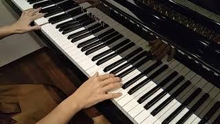 リクエストをいただき、耳コピーしました。 ピアノだけの曲ではなかった...
