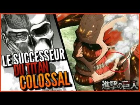 LE FUTUR TITAN COLOSSAL ! REVIEW L'ATTAQUE DES TITANS MANGA