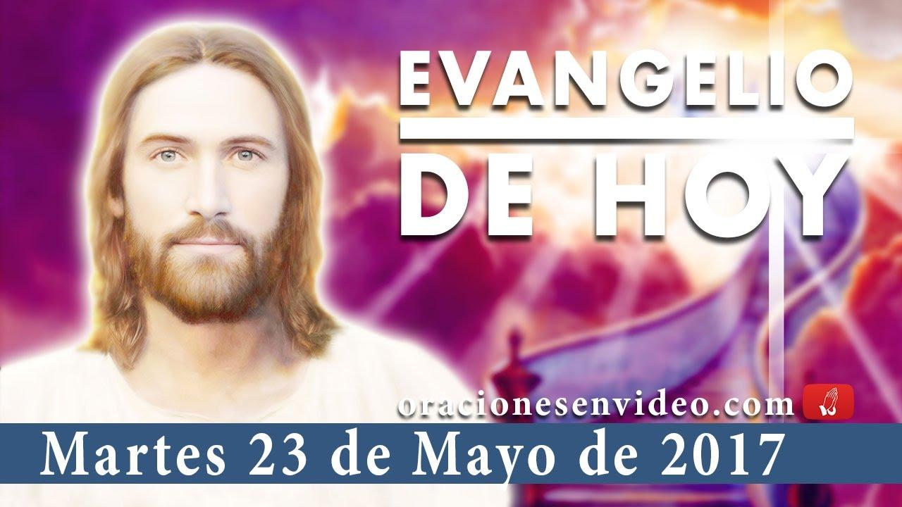 Evangelio de hoy Martes 23 de Mayo 2017 ¿Adónde vas?