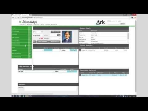 Knowledge K12 - Online School Management ERP