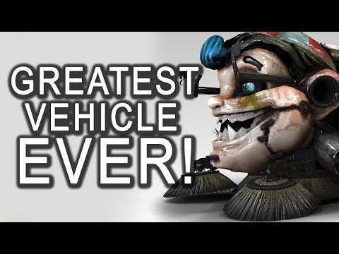GREATEST VEHICLE IN HISTORY! - Dead Rising 3 - Part 2